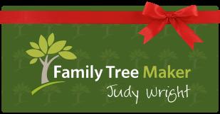 Family Tree Maker with Judy Wright