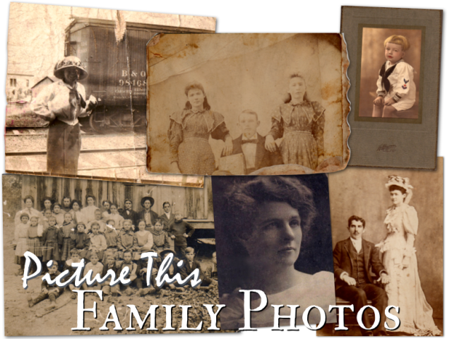 Picture This - Family Photos